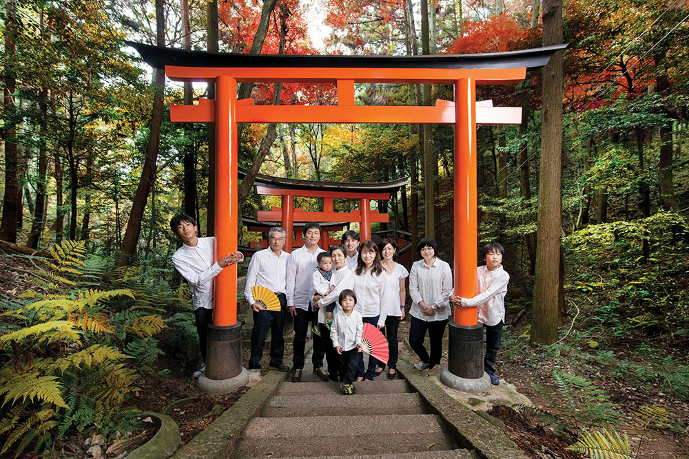 The Japanese family is among the new additional families in 'All  Happy Families' Campaign