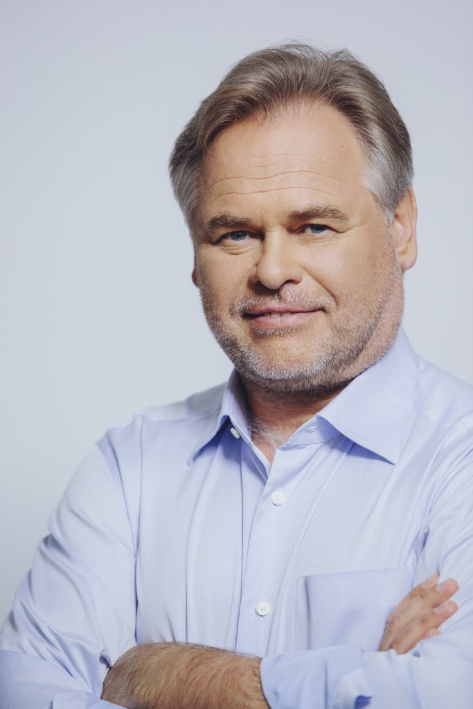 Eugene Kaspersky, chairman and CEO of Kaspersky Lab