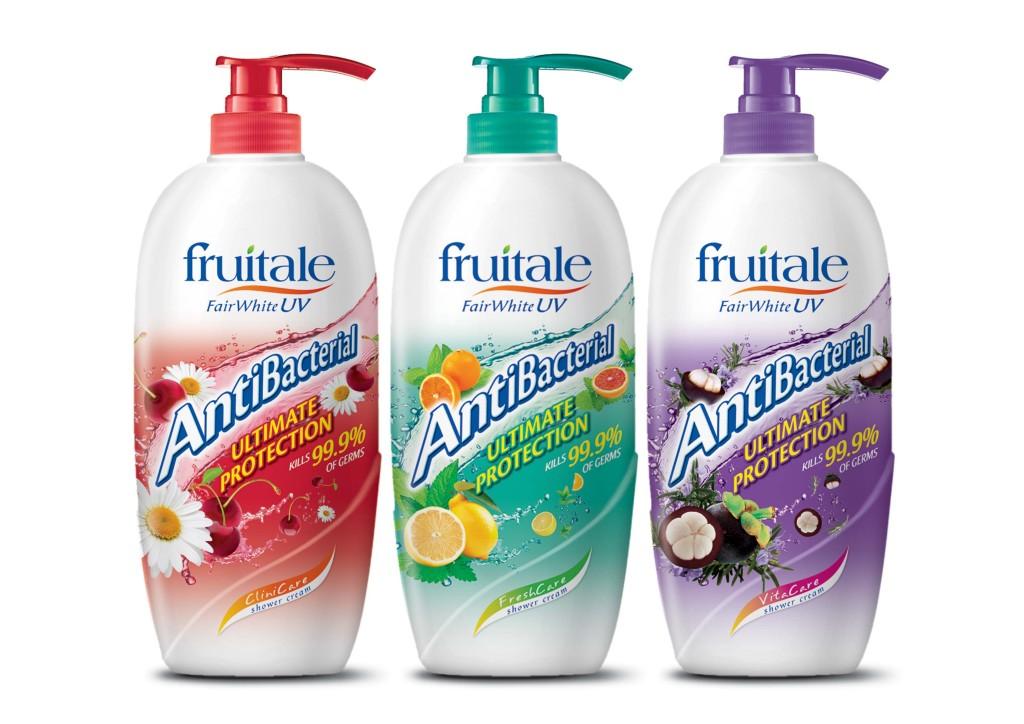 Fruitale Antibacterial Ultimate Protection variants for people desires natural and traditional remedies with fruity scent.