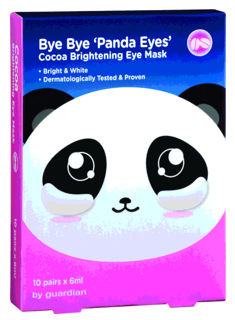 A solution to your dark circle woes, the Cocoa Brightening Eye Mask helps users look and feel more radiant.