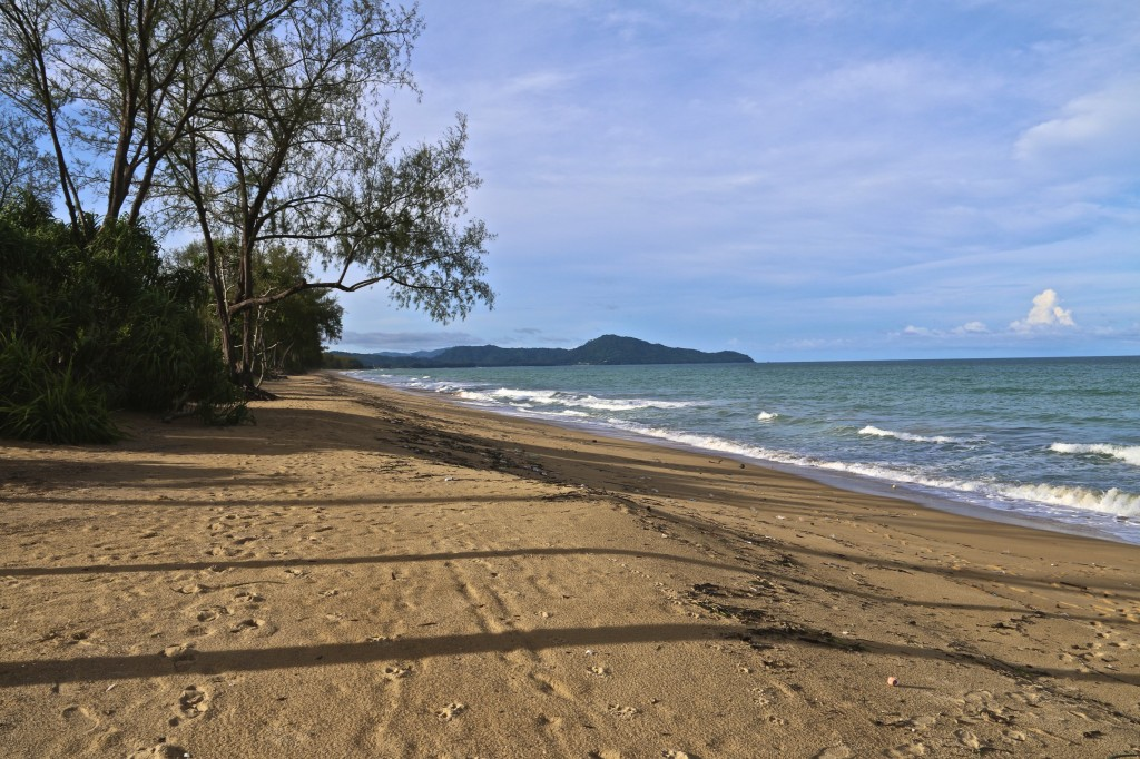 Beautiful Mai Khao Beach