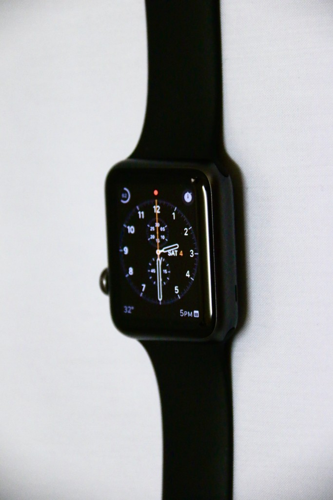 Different watch face, which can be customised, have to wait for the next Watch OS update for further customisation