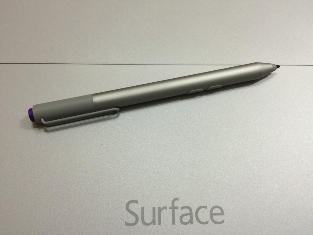 Surface Pen, still thinking how to capitalise it