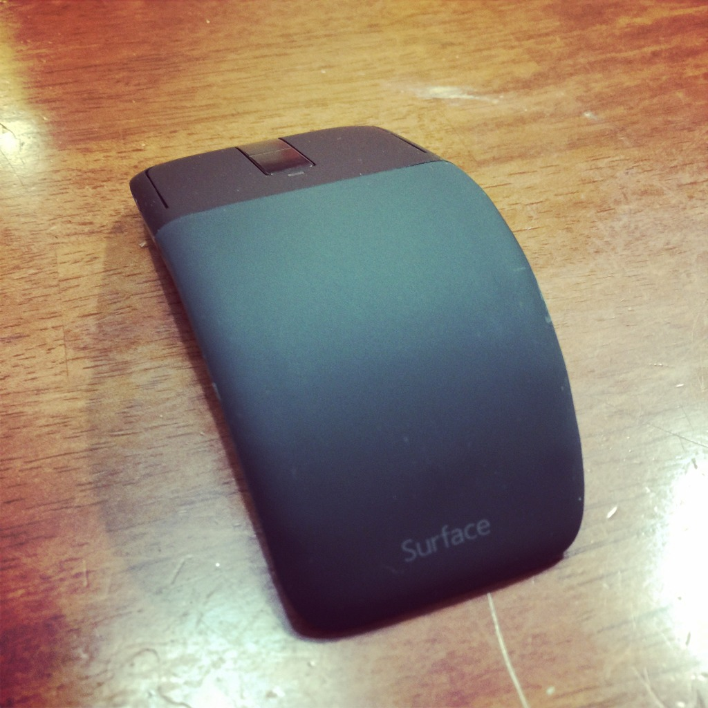 Arc Mouse for Surface