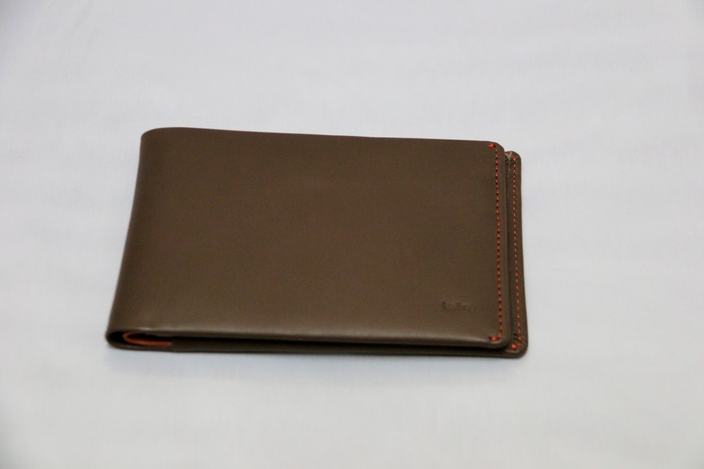 The Travel Wallet by Bellroy
