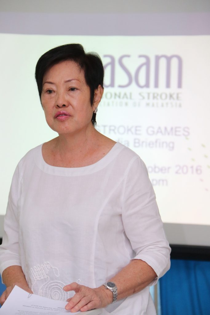 Janet Yeo, Founder Chairman of NASAM