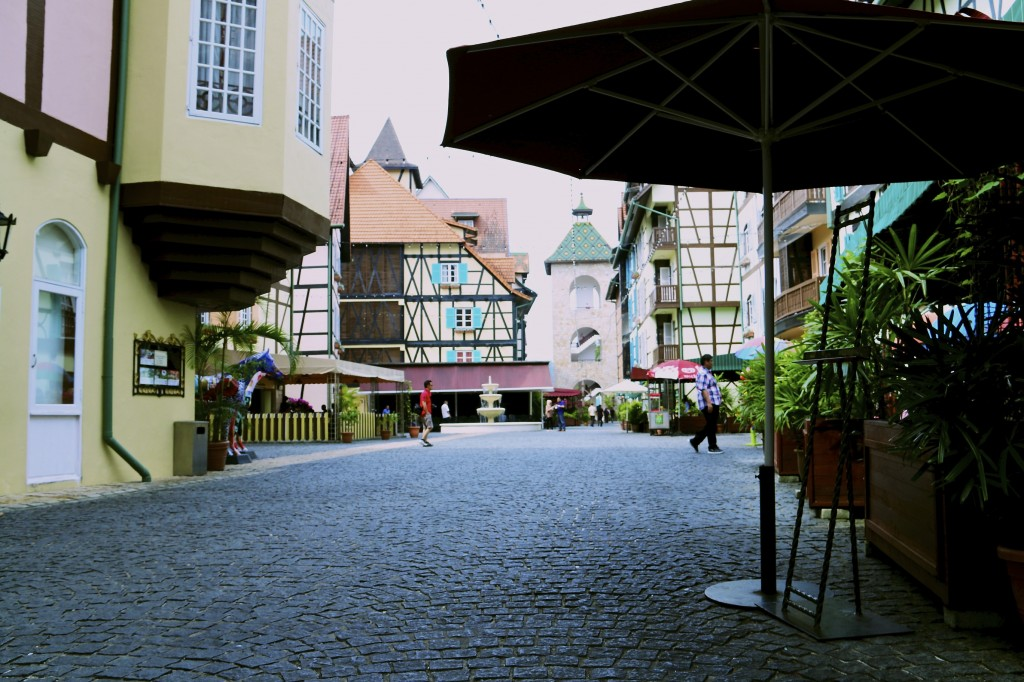 The Colmar Tropicale