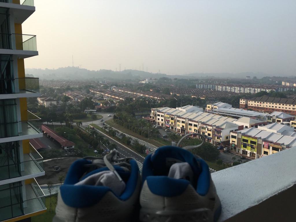 Taken on Thursday morning at Seri Kembangan