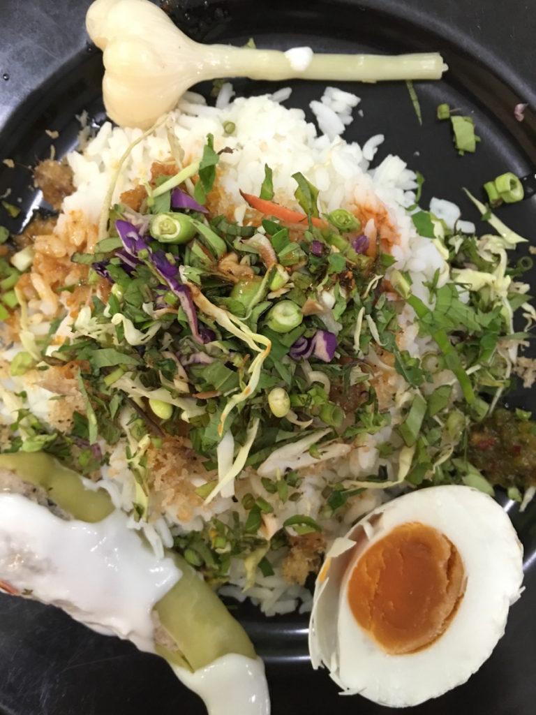Nasi Kelabu at Yati Ayam Percik, Kota Bharu