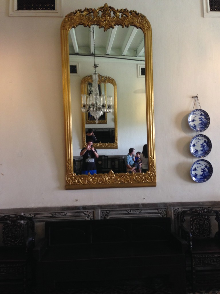 The many mirrors in CFTM