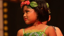 Inez' last year of performing on stage before moving on to her next school
