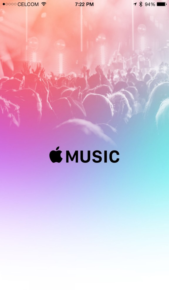 The new Apple Music, streaming service