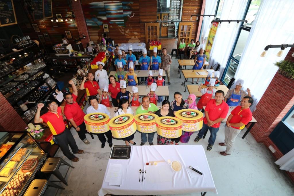 Sarawak Kids Can Cook!