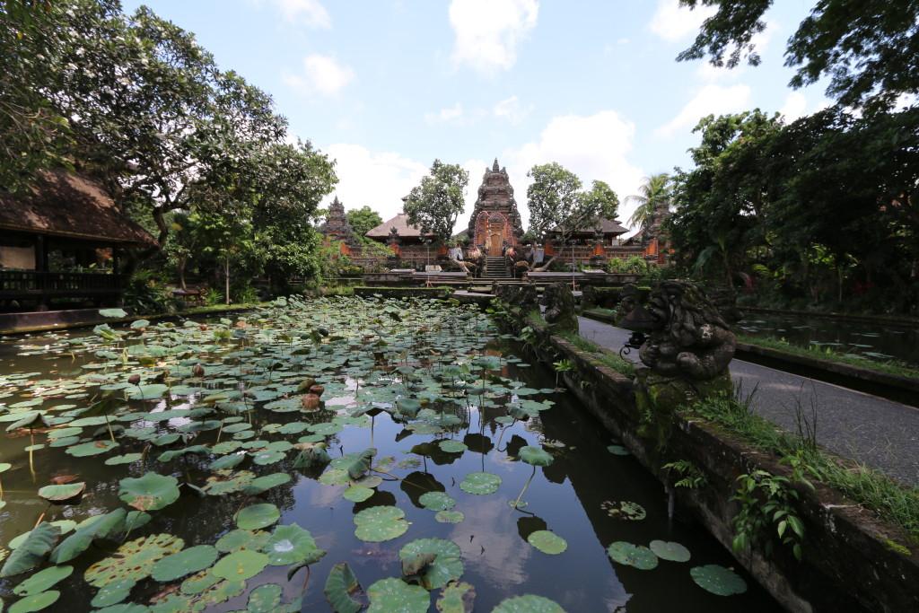 Temples, everywhere in Ubud, Bali