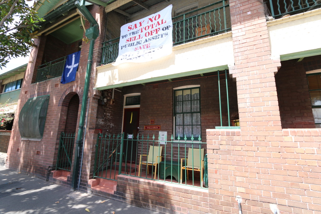 The public asset which called for sale in Sydney