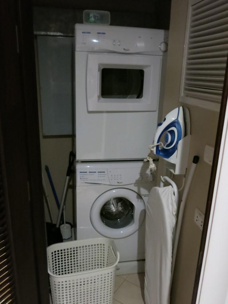 Washing machine & dryer, nice