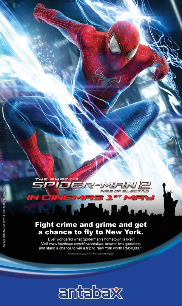 MoviePoster_Antabax_Spider-Man_NewYork