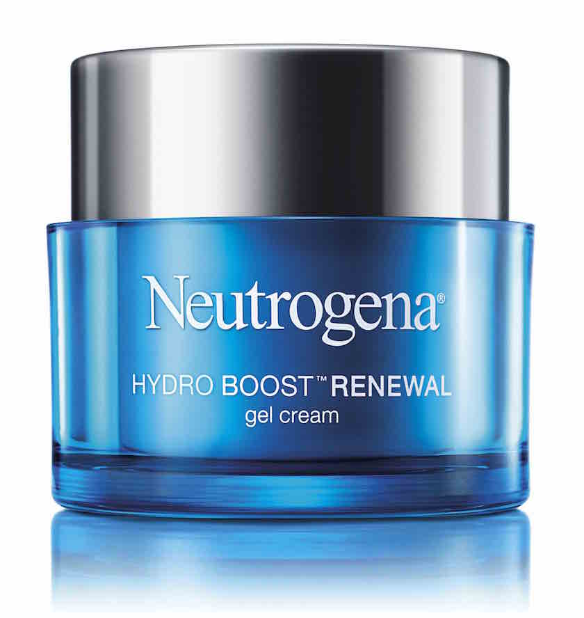 Neutrogena® Hydro Boost™ Renewal Gel Cream