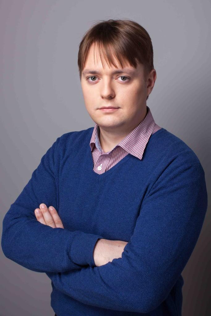 Nikita Shvetsov, Chief Technology Officer, Kaspersky Lab