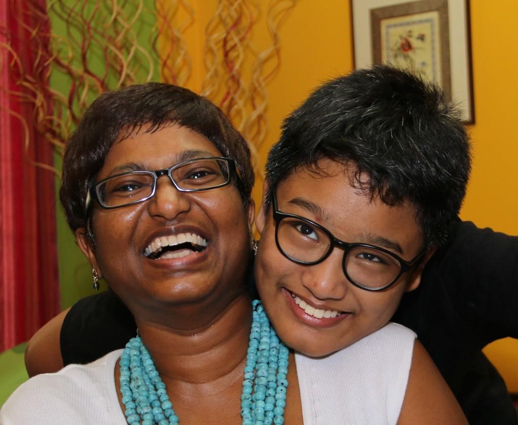 Retna, with Elijah
