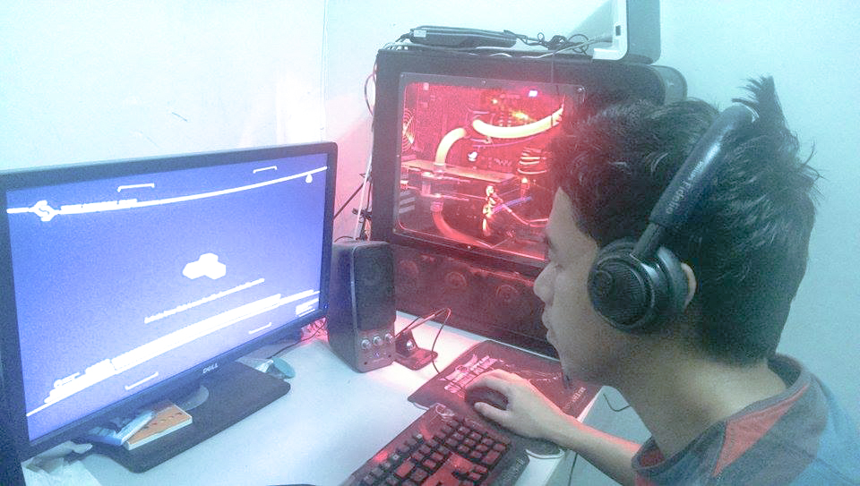 """""""Wireless connectivity of Philips Fidelio M1BT gives me the freedom to focus on the real game."""" -Tuan Attif"""