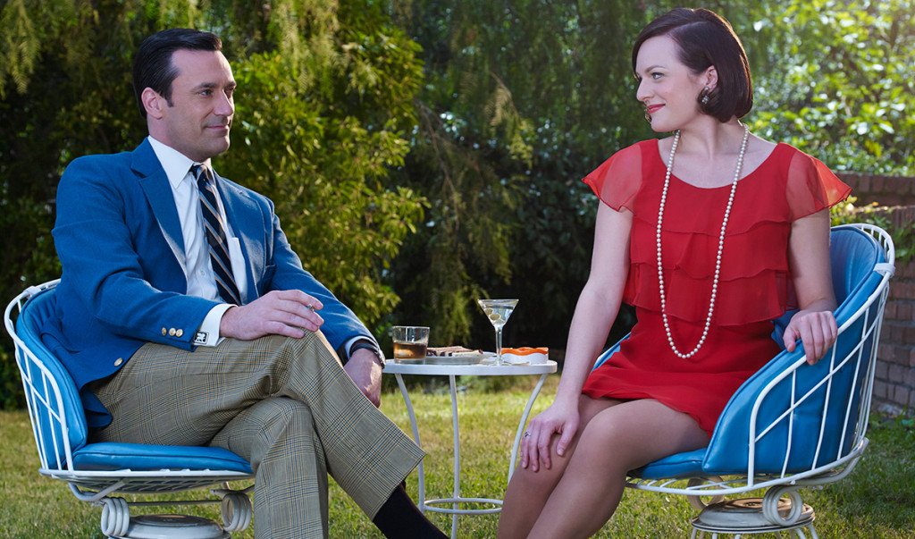 My favorite characters of Mad Men.