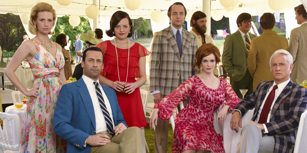 Mad Men final episodes will be back this Sunday