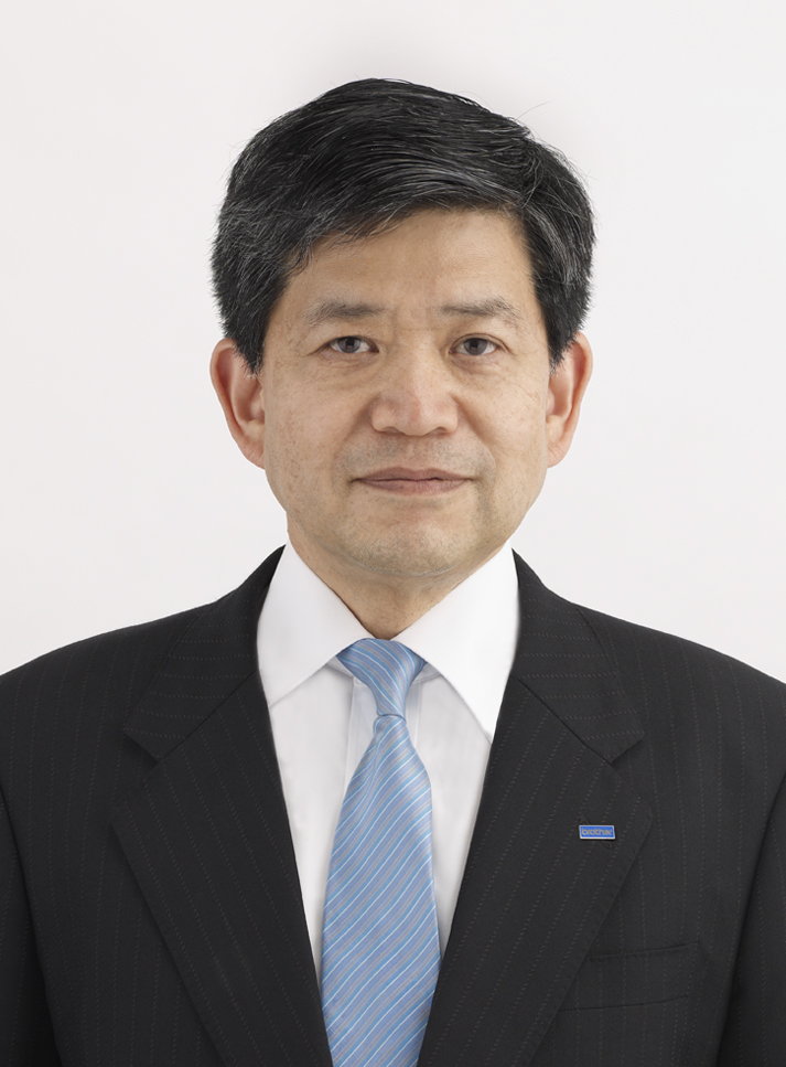 Ichiro Sasaki, Managing Executive Officer of Services and Solutions, Brother
